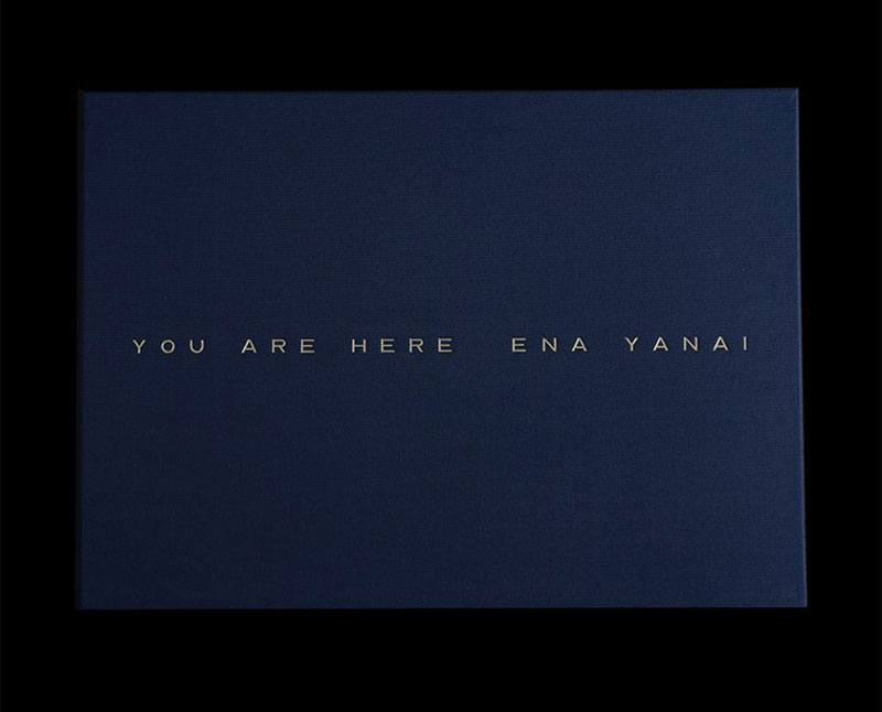 Ena Yanai Photo Exhibition YOU ARE HERE 写真集 矢内絵奈
